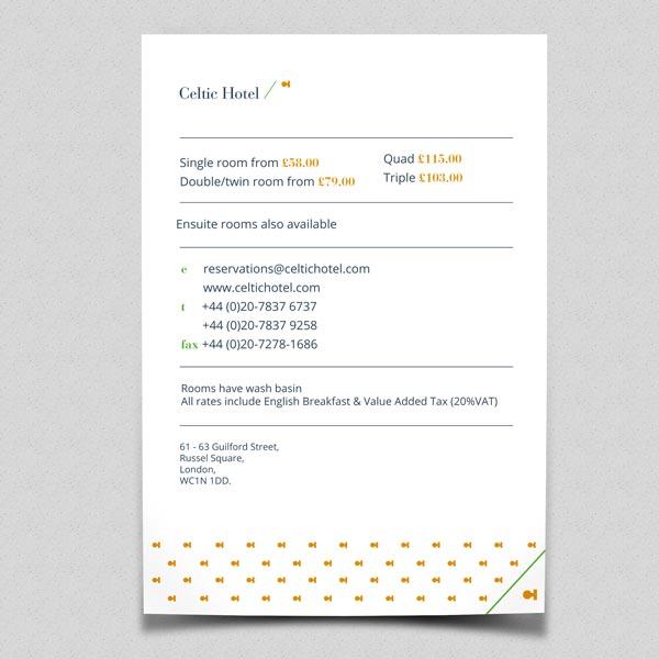hotel-leaflet-design