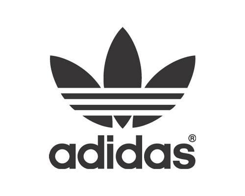 adidas logo y slogan