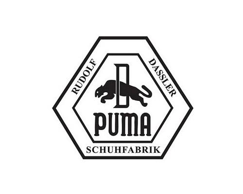 Puma-logo-first-logo-1948-1967