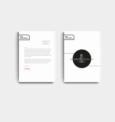 aviation-letterhead