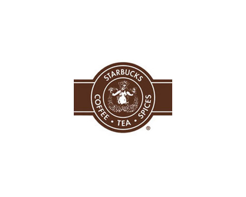Starbucks-first-logo