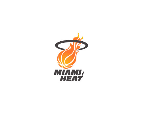 The First Miami Heat Logo Graphic Designer In Malaysia Sureewoong