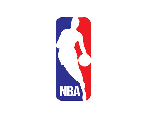 who is that silhouette in nba logo